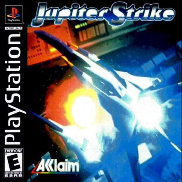 Jupiter Strike [U] [SLUS-00177] front cover