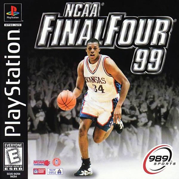 NCAA Final Four '99 [SCUS-94264] front cover