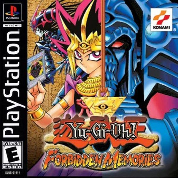 Yu-Gi-Oh! Forbidden Memories [U] [SLUS-01411] front cover