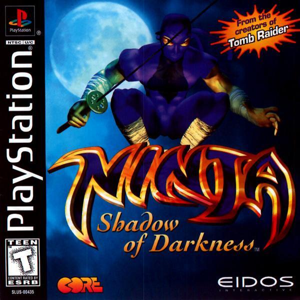 Ninja - Shadow of Darkness [U] [SLUS-00435] front cover
