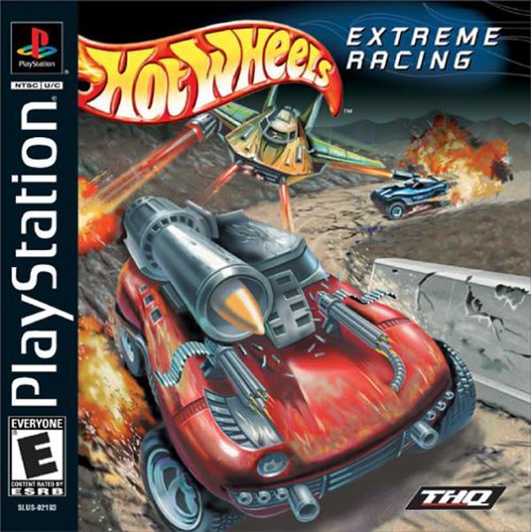 Hot Wheels - Extreme Racing [U] [SLUS-01293] front cover