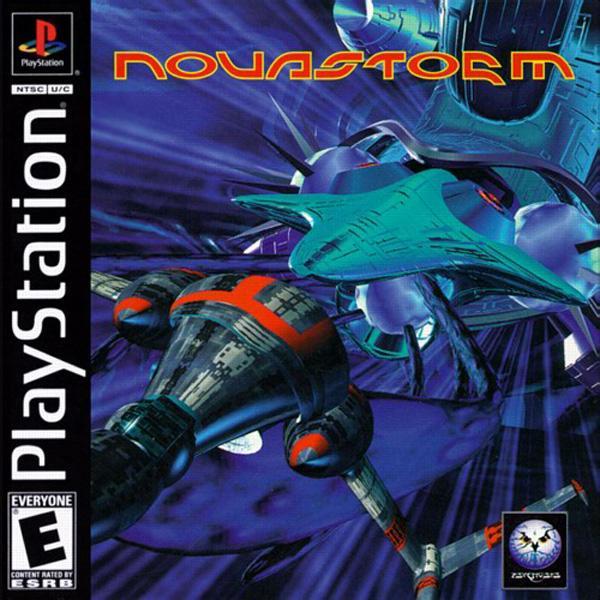 Novastorm [Disc1of2] [U] [SCUS-94404] front cover