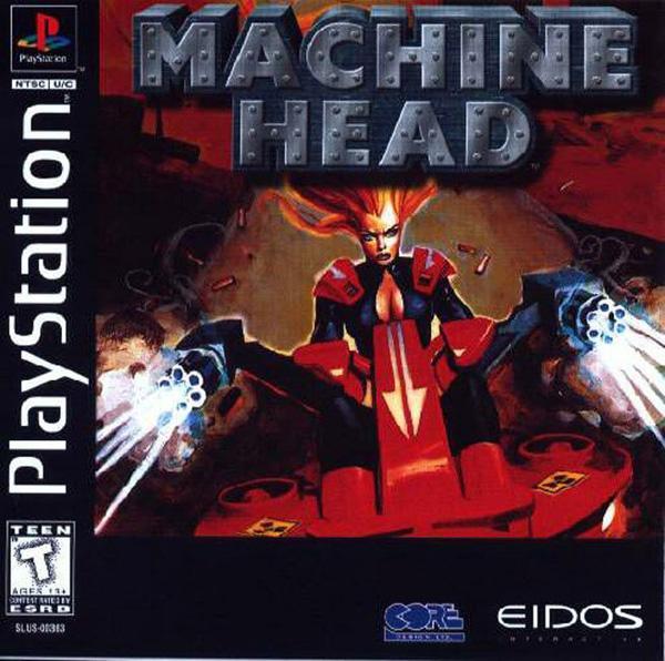 Machine Head [U] [SLUS-00383] front cover