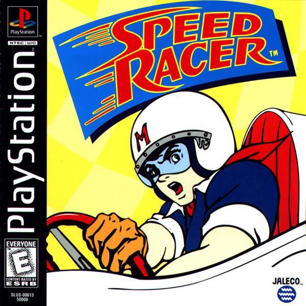 Speed Racer [U] [SLUS-00613] front cover