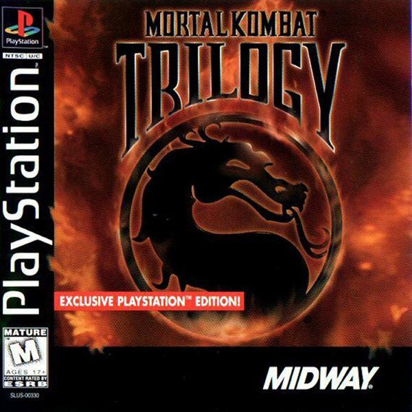 Mortal Kombat Trilogy [U] [SLUS-00330] front cover