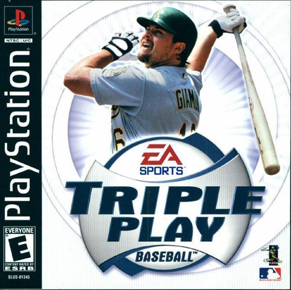 Triple Play Baseball [U] [SLUS-01345] front cover