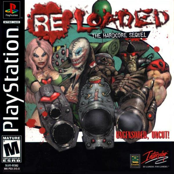 Reloaded [U] [SLUS-00382] front cover
