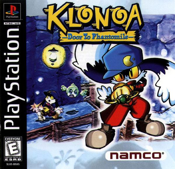 Klonoa - Door to Phantomile [U] [SLUS-00585] front cover