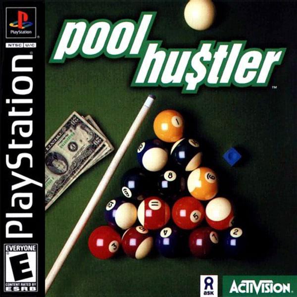 Pool Hustler [U] [SLUS-00758] front cover