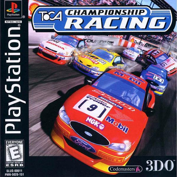 Toca Championship Racing [U] [SLUS-00611] front cover