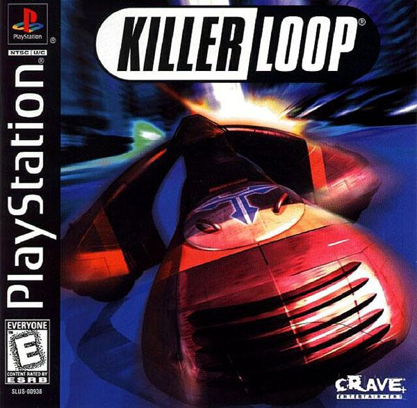 Killer Loop [U] [SLUS-00938] front cover