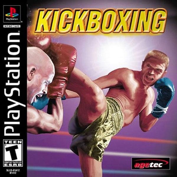 Kickboxing [U] [SLUS-01412] front cover