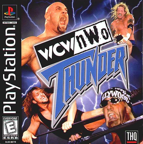 WCW - NWO Thunder [U] [SLUS-00779] front cover