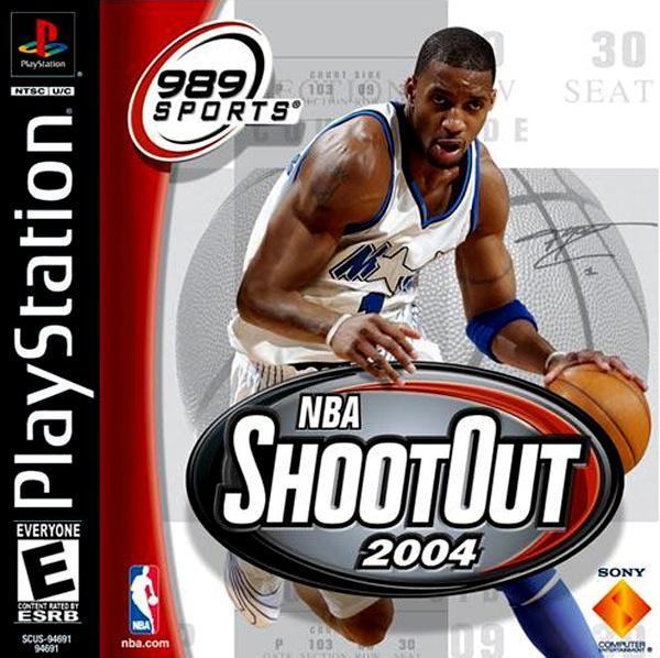 NBA ShootOut 2004 [U] [SCUS-94691] front cover