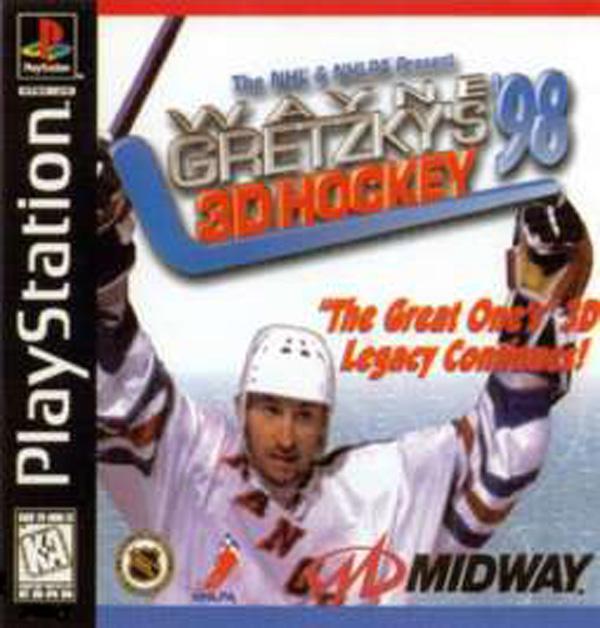 Wayne Gretzky's 3D Hockey '98 [U] [SLUS-00147] front cover