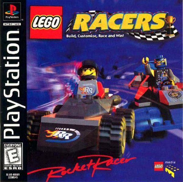 Lego Racers [U] [SLUS-00581] front cover