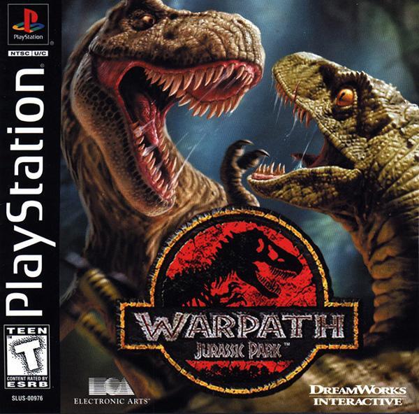 Warpath - Jurassic Park [U] [SLUS-00976] front cover