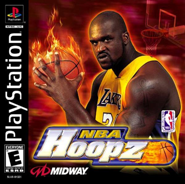 NBA Hoopz [U] [SLUS-01331] front cover
