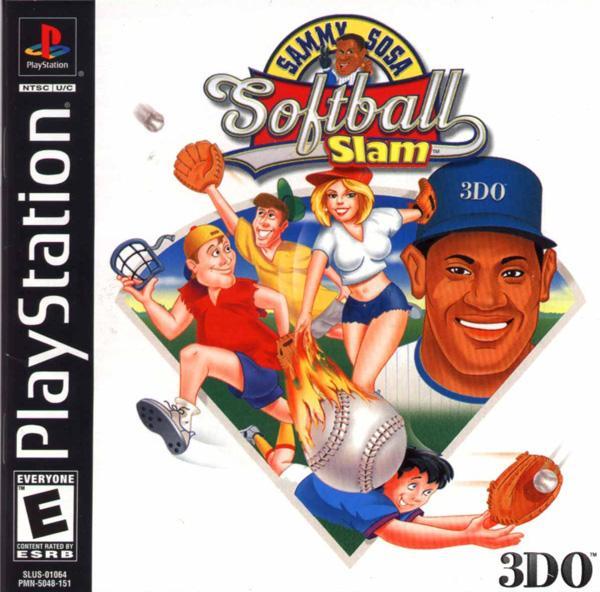Sammy Sosa Softball Slam [U] [SLUS-01064] front cover