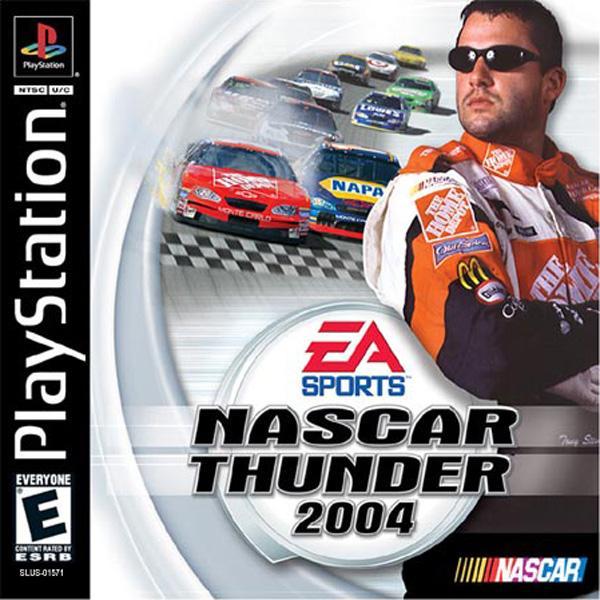 NASCAR Thunder 2004 [U] [SLUS-01571] front cover