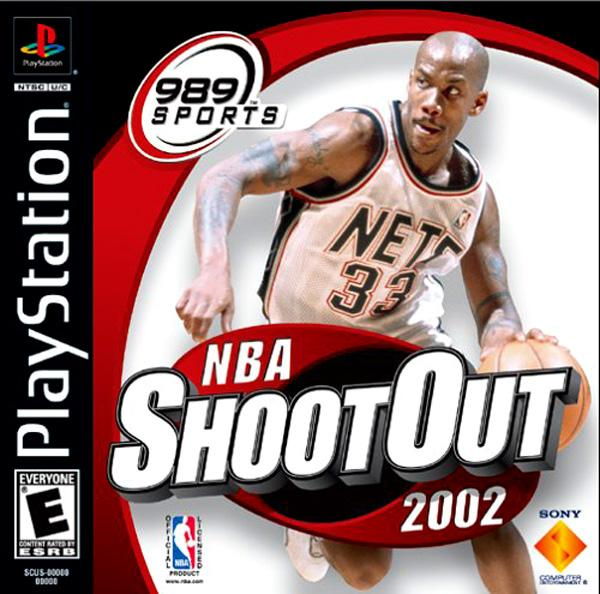 NBA ShootOut 2002 [U] [SCUS-94641] front cover