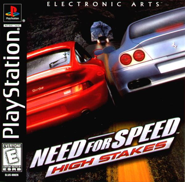 Need For Speed 4 - High Stakes [U] [SLUS-00826] front cover