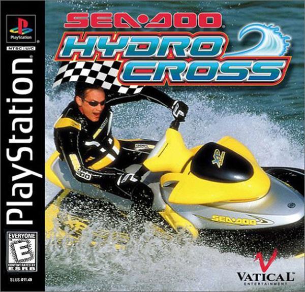 Sea Doo Hydrocross [U] [SLUS-01149] front cover