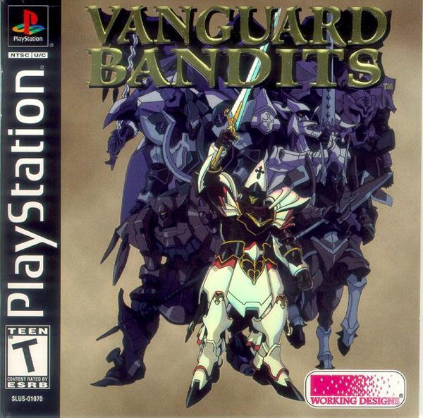 Vanguard Bandits [U] [SLUS-01070] front cover