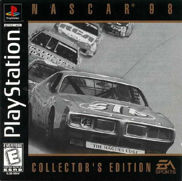 NASCAR '98 - Collector's Edition [U] [SLUS-00647] front cover