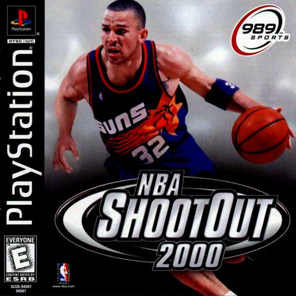 NBA ShootOut 2000 [U] [SCUS-94561] front cover