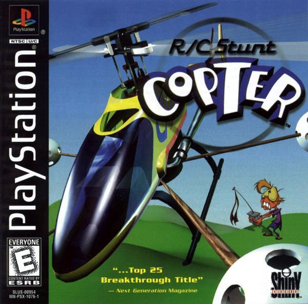 RC Stunt Copter [U] [SLUS-00954] front cover