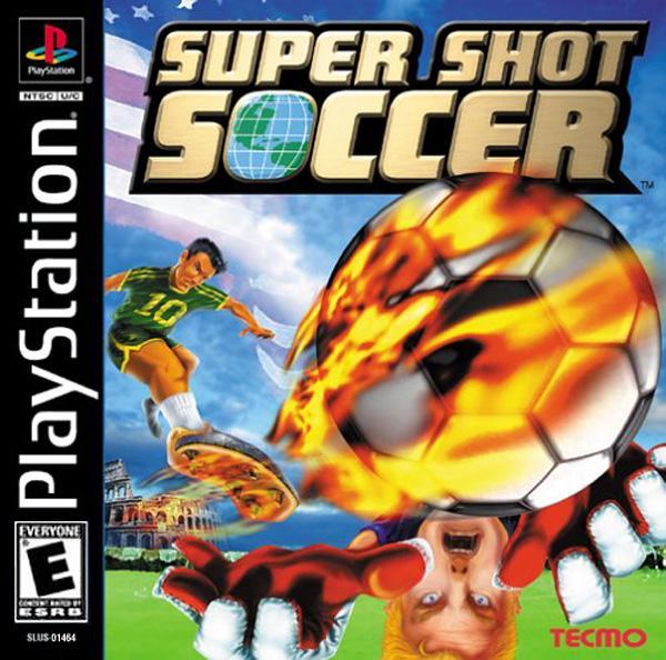 Super Shot Soccer [U] [SLUS-01464] front cover