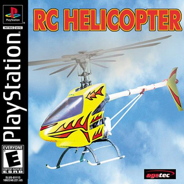 RC Helicopter [U] [SLUS-01376] front cover