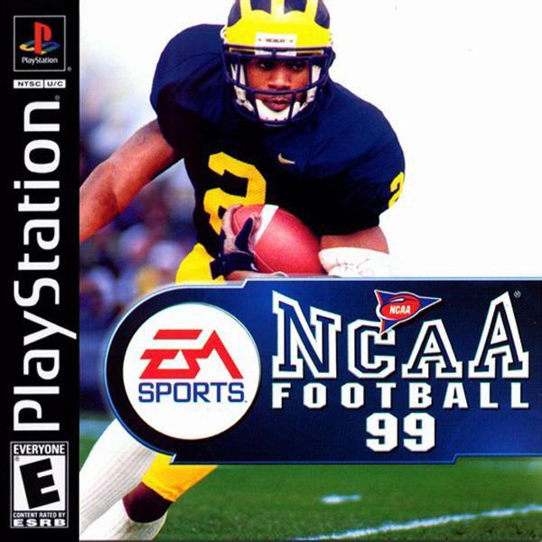 NCAA Football '99 [U] [SLUS-00688] front cover