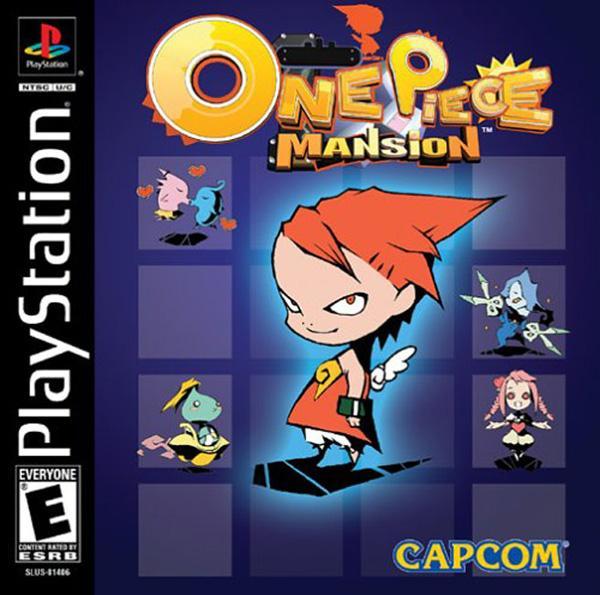 One Piece - Mansion [U] [SLUS-01406] front cover