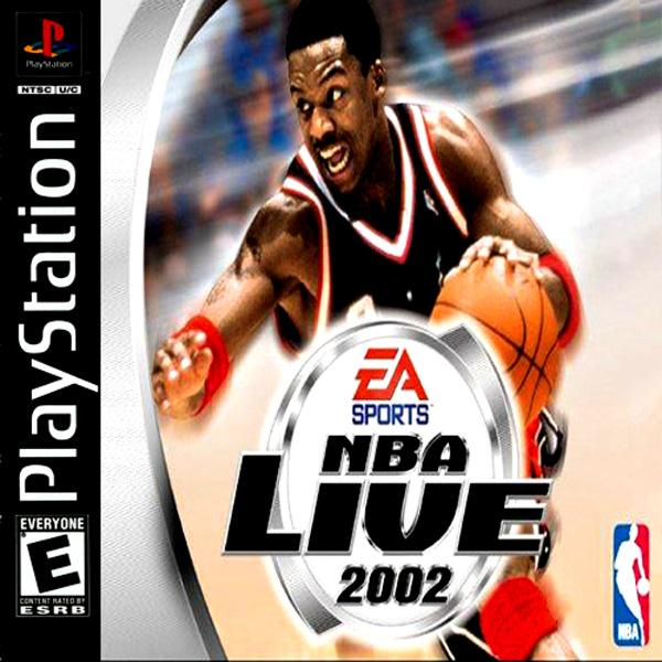 NBA Live 2002 [U] [SLUS-01416] front cover