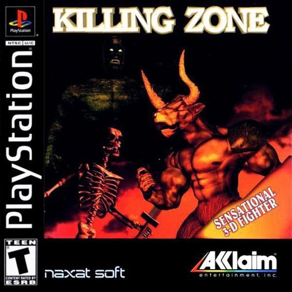 Killing Zone [U] [SLUS-00369] front cover