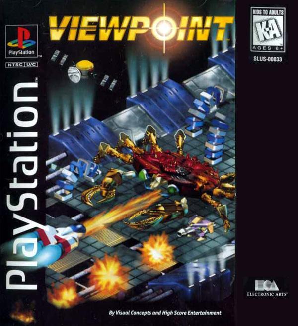 Viewpoint [U] [SLUS-00033] front cover