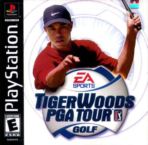 Tiger Woods PGA Tour Golf [U] [SLUS-01273] front cover
