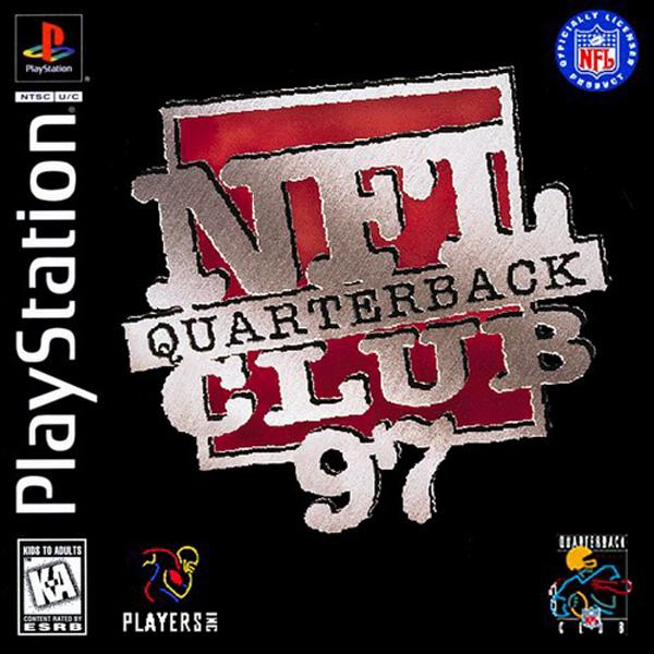 NFL Quarterback Club '97 [U] [SLUS-00011] front cover