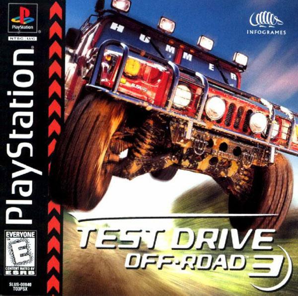 Test Drive Off-Road 3 [U] [SLUS-00840] front cover