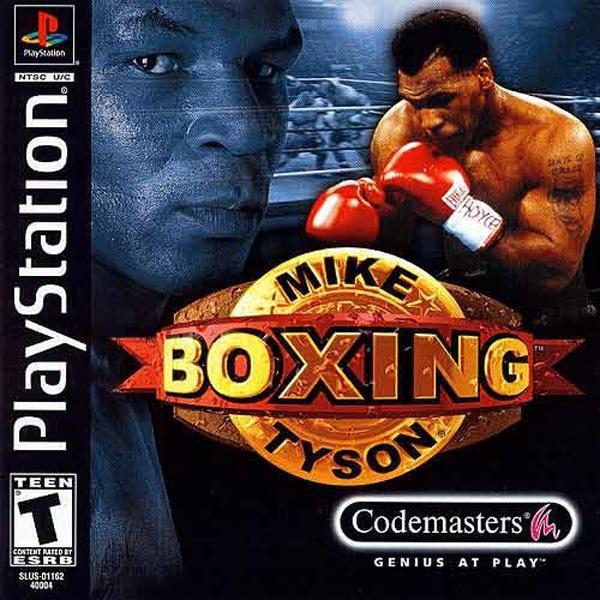 Mike Tyson Boxing [U] [SLUS-01162] front cover