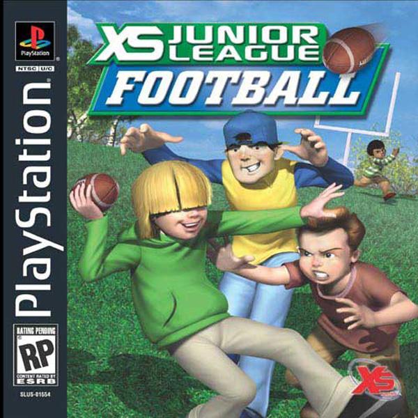 XS Jr. League Football [U] [SLUS-01554] front cover