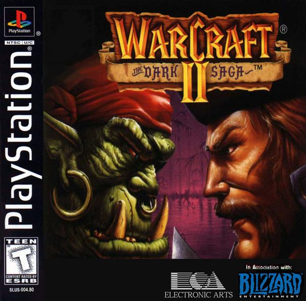 Warcraft_II_ntsc front cover