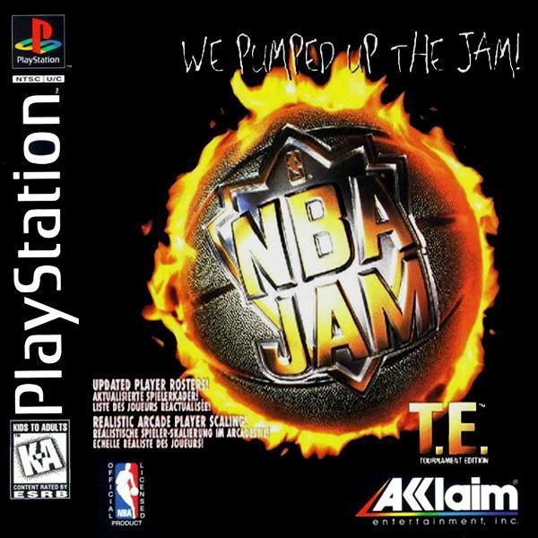 NBA Jam T.E. [U] [SLUS-00002] front cover