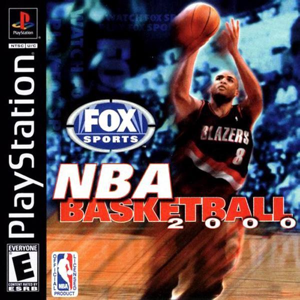 NBA Basketball 2000 [U] [SLUS-00926] front cover