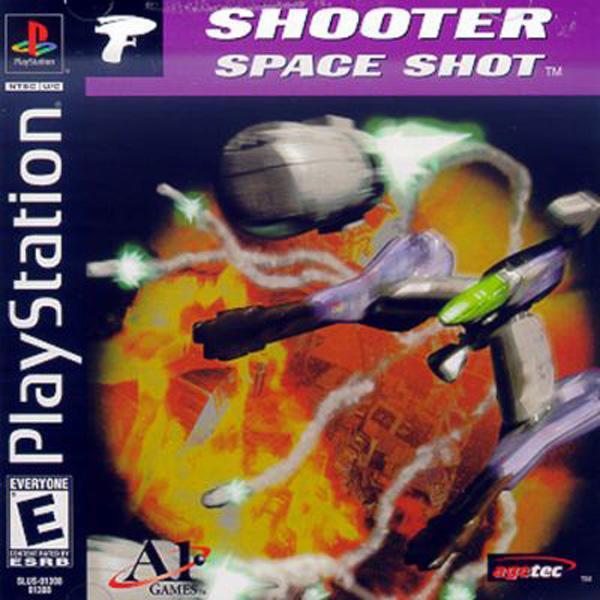 Space Shot [U] [SLUS-01308] front cover