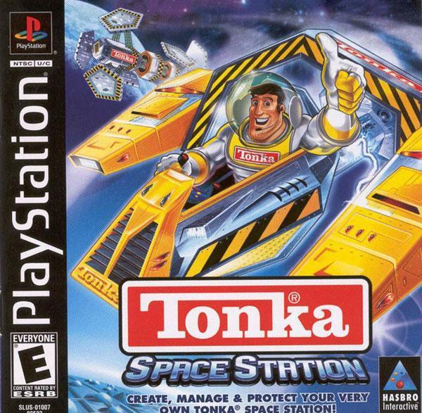 Tonka Space Station [U] [SLUS-01007] front cover