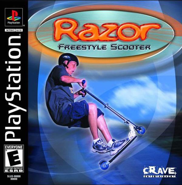 Razor Freestyle Scooter [U] [SLUS-01322] front cover