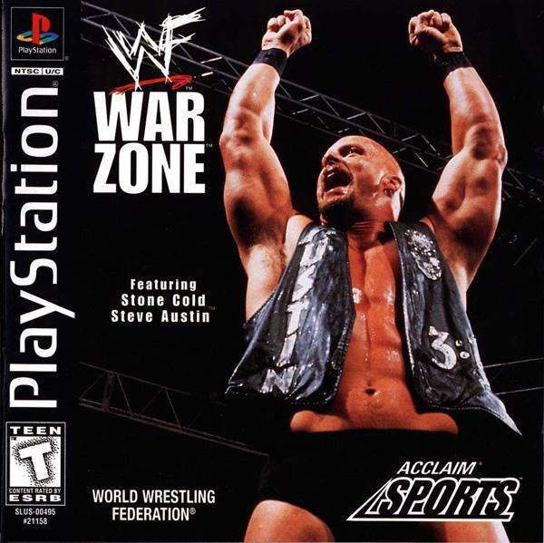 WWF Warzone [U] [SLUS-00495] front cover